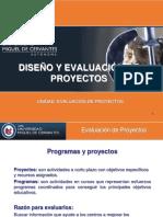 Evaluación de Proyectos Diapositivas