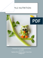 owl nutrition book