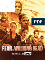 Dossier de T3B de Fear The Walking Dead