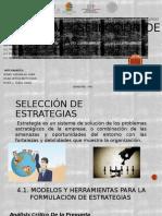EXPOSCION_UNIDAD IV __SELECCIÓN DE ESTRATEGIAS.pptx
