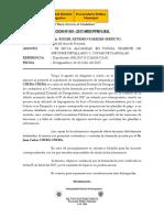 Hoja de Coordinacion Municipalidad de Desaguadero 2017