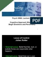 Locus of Control de Julian Rotter