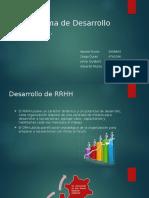 Desarrollo de RRHH