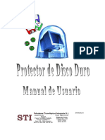 Manual de Usuario - Protector de Disco Duro IV - V5.5a