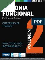 Libro Armonia Funcional 2 Nestor Crespo