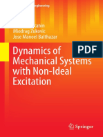 ( ) Dynamics of Mechanical Systems With Non-ideal Excitation