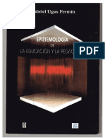 ugasepistemologaeducacinpedagoga-120301195338-phpapp01