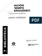 184965789 Chatterjee Partha La Nacion en Tiempo Heterogeneo