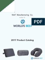 World's Best Wolf Manufacturing