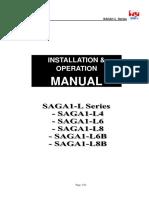 Radio Control SAGA