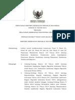 Peraturan Menteri Kesehatan No. 61 Tentang Pelayanan Kesehatan Tradisional Empiris.