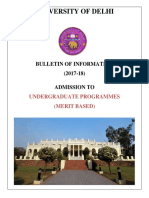 Delhi University Undergraduate Bulletin 2017.pdf
