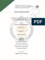 Presentacion de Informe No. 1 (1)