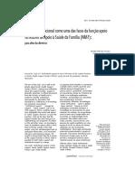 As Faces da Função Apoio e o Apoio Institucional no NASF.pdf