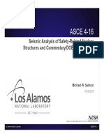3 Michael Salmon Seismic Ysis of Safety-Related Nuclear Structures Tuesday 18 2016 5B1 5D