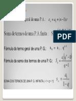 Fórmulas PA