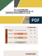 Análisis de la Situación Económica y Financiera de la Empresa Monterrico S.A.A