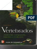 eBook - Vertebrados - Anatomía Comparada, Función y Evolución (Vertebrados)-Kenneth v.kardong 4ª Edição