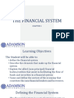 Chapter 1 - Financial System (2)