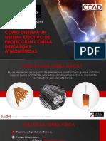 Como Diseñar Un Sistema Efectivo de Protección Contra Descargas Atmosféricas