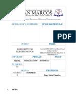 Informe Final 3 Laboratorio de Dispositivos Paretto