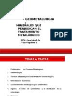 2-Minerales Que Perjudican El Tratamiento Metalurgico Final