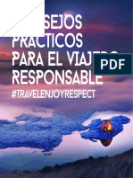 La OMT lleva a cabo la campaña «Travel.Enjoy.Respect»