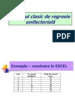 Curs 7 Regresie