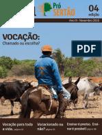 Jornal Pró Sertão #04 Missões