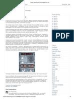 Vôo de Teste_ Sistema de Navegação Inercial