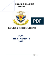 The Ac Rules Regs 20012017