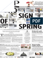 LNP No Sign of Spring 031517