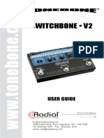 Switchbone V2 Manual