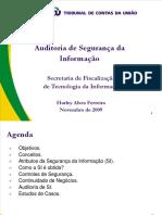 04 Auditoria de Segurança Da Informação