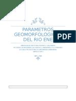 PARAMETROS-GEOMORFOLOGIVOS