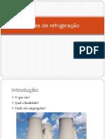 Torres de Refrigeração PWRPOINT 2