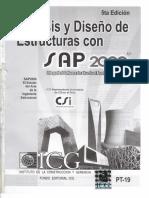 Analisis y Diseno de Estructuras Con SAP 2000 ICG