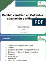 Cambio Climático en Colombia-1