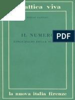 Dantzig T. - Il Numero Linguaggio Della Scienza (La Nuova Italia 1967)