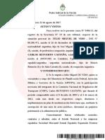 Elevan a juicio oral la causa contra Julio De Vido por la compra de trenes chatarra a España y Portugal
