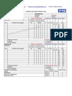 166263721 Planilla Futbol Sala PDF