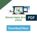 Manual Magico de Kabbala Pratica