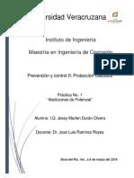 Práctica 1-Mediciones de Potencial