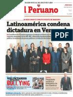 EL Peruano 9 de Agosto 2017 - El Peruano