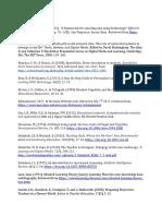 References for e-Portfolio