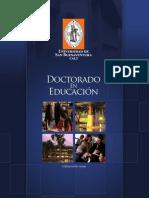 Doctorado en Educacion 2015-II