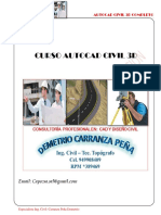 Manual de Civil 3 d Completo 2016