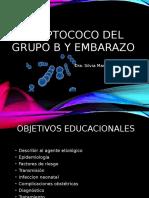 Estreptococo Del Grupo b y Embarazo