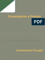 Cementación a Presión