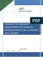 Manual NP Escena Del Crimen Al 10 Sep m13
